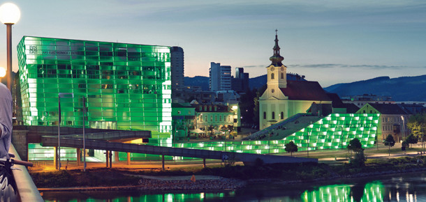 The city of Linz